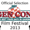Official Selection Gen Con Indy Film Festival 2013