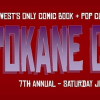 Spokane Comicon Here We Come!